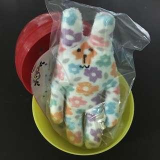 🚚 宇宙人 吊飾 扭蛋 兔子
