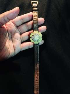Original Fossil Watch with Crystal cover