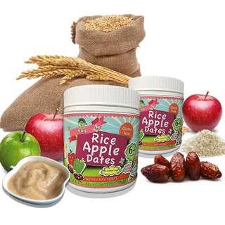 Babyfood Apple Dates