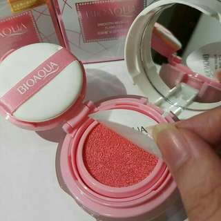 BLUSH CUSHION FLAWLESS SMOOTH
