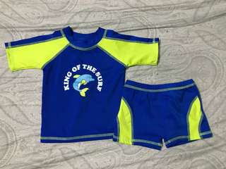 Baby Boy Rashguards (Take all for 500!)