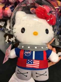 NASA x Hello Kitty crossover doll