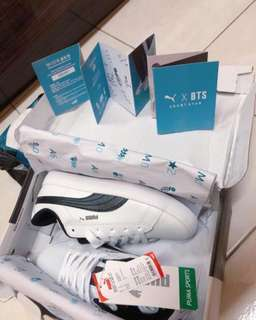 READY STOCK BTS X PUMA Original 💯