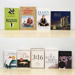 Books on sale! [Mix & Match]