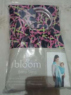 Bloom Ring Sling Baby Carrier