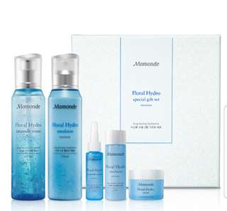 Mamonde beauty kit