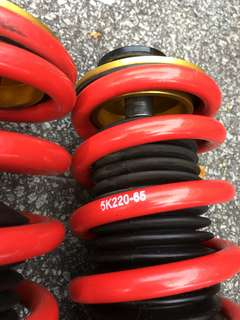 Spring adjustable 5k 220 free adjustable leaking