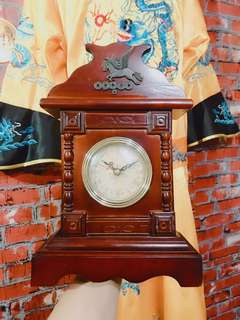 Antique Clock over 70 Years