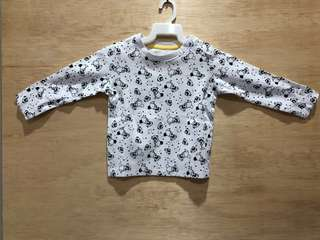New - Baby Long Sleeved Top