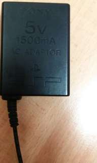 SONY PSP 5V CHARGER (ORIGINAL FROM SONY)