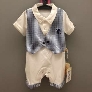 New- Baby Jumpsuits(3-6M)
