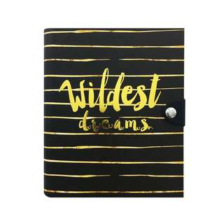 BN The. Paper. Stone, Notebook JL - Wildest Dreams