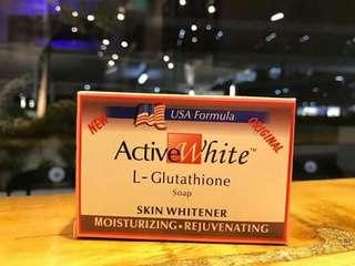 Active white soap US formula