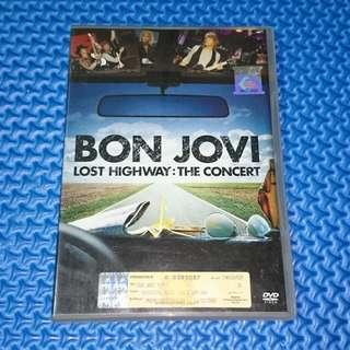 🆒 Bon Jovi - Lost Highway: The Concert [2007] DVD