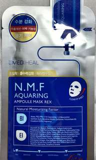N.M.F Aquaring Ampoule Mask Rex
