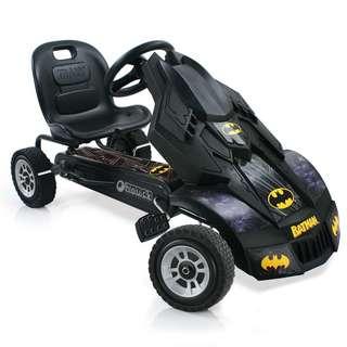 Hauck T90230 Batmobile Batman Pedal Go Cart/ Go Kart
