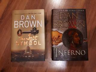 [GOOD READS] Dan Brown Book Duo