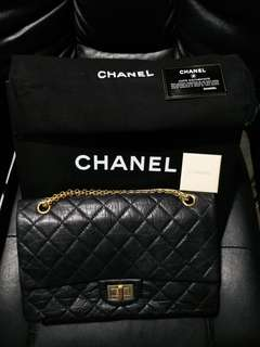 Chanel 2.55 chain bag 手袋
