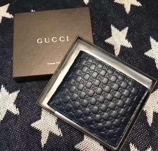 父親節特價精選:Gucci 男裝銀包,香港現貨