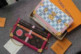Lv POCHETTE WEEKEND (Excluded Shipping Fee H.k)