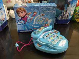 Frozen Music Phone (3+)