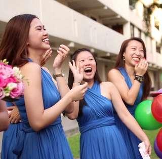Wedding videographer photographer