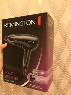 New Remington Hair Dryer Power Dry 2000[D3010]