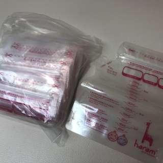 韓國母乳儲奶袋250ml (30個)