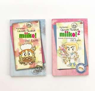 Cerita Terbaik Miiko by Ono Eriko Jilid 1 & 2