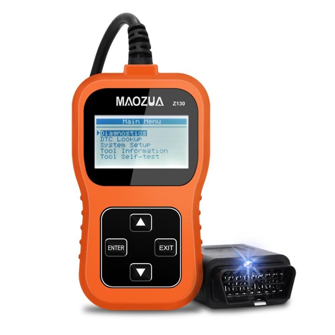 Vehicle Code Reader >> 888 Maozua Obd2 Scanner Automotive Vehicle Code Reader Everything