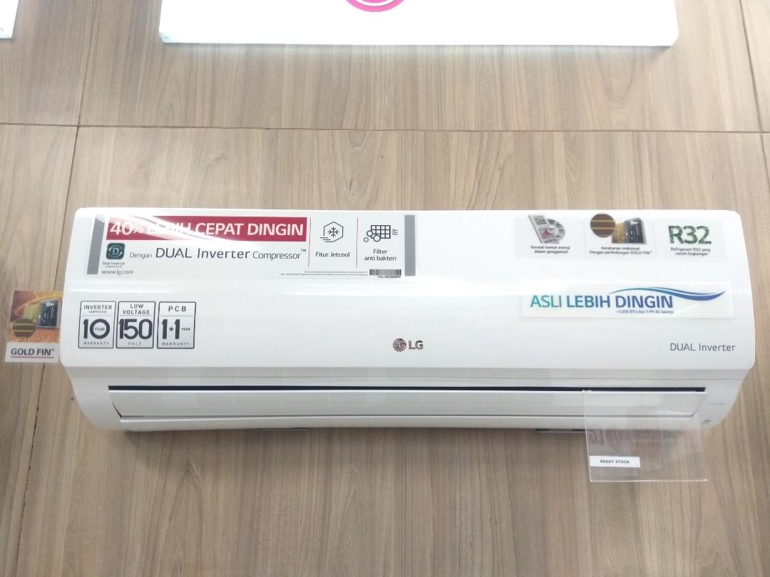 AC LG Dual Inverter 1 2 PK Promo Cicilan Tanpa Dp Kartu Kredit Everything Else On Carousell