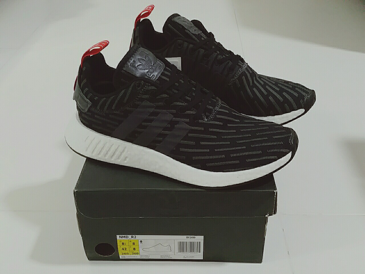 cb646c5fd5073 Footlocker Exclusive ADIDAS NMD R2 Primeknit PK Foot Locker Europe ...