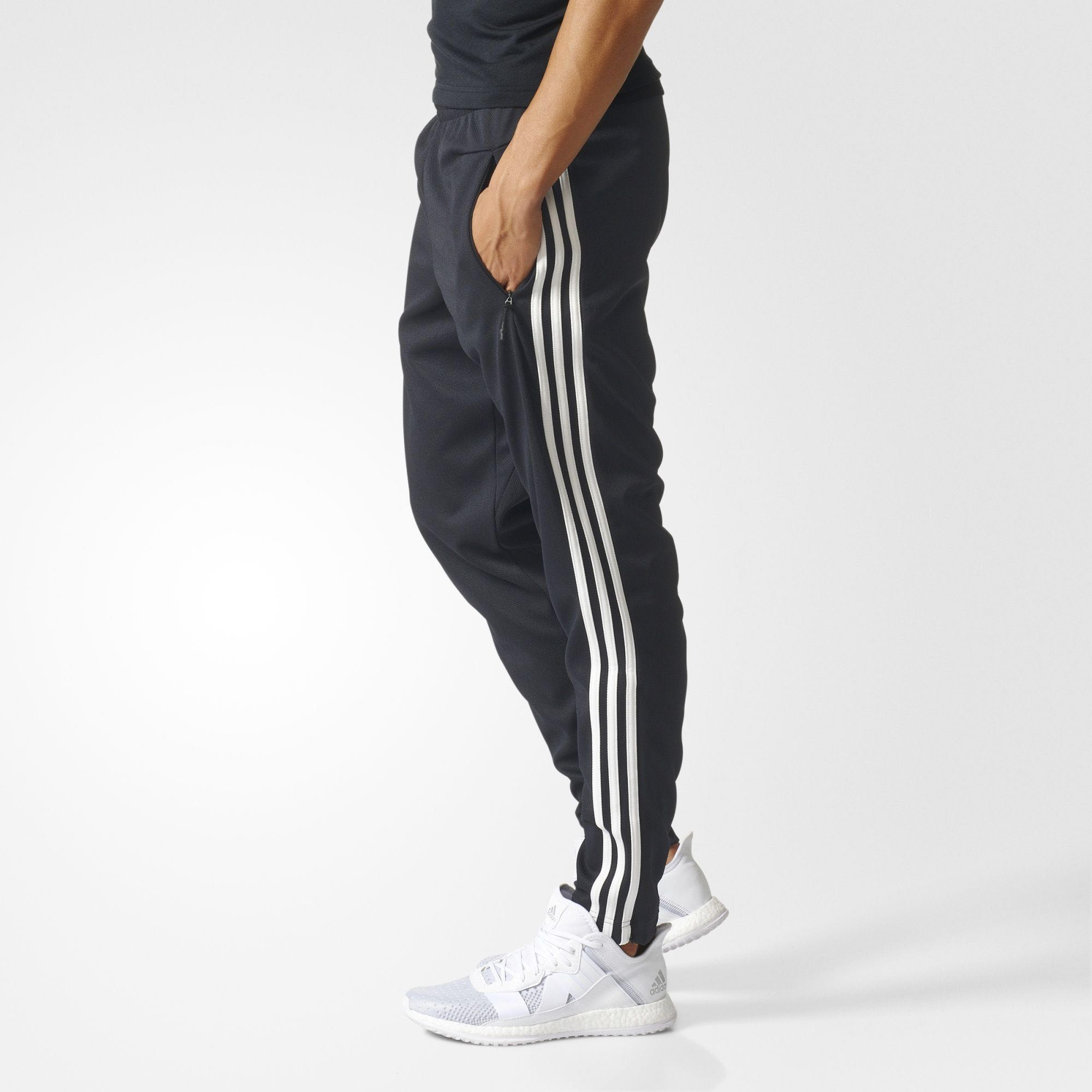 huge discount ad867 394f4 ... Adidas Unisex Tiro 3-Stripe Pants, Men s Fashion, Clothes, Bottoms on  ...