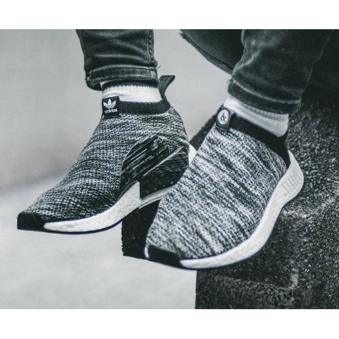 e1769987c Adidas X United Arrows   Sons NMD CS2 PK