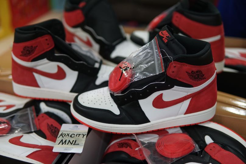 best loved c5e2f 8b8fa Air Jordan 1 Track Red, Men s Fashion, Footwear, Sneakers on Carousell