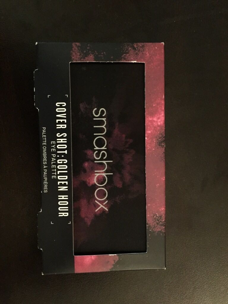 BNIB smashbox covershot