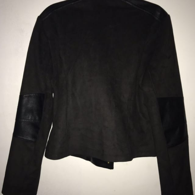 Brand New Leather/Suede Jacket