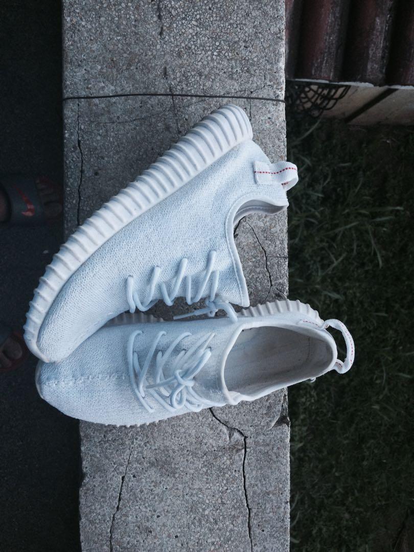 best service b9b69 e012c Footwear Adidas Custom V1 350 On Yeezy Sneakers Fashion Men s PddYgxS