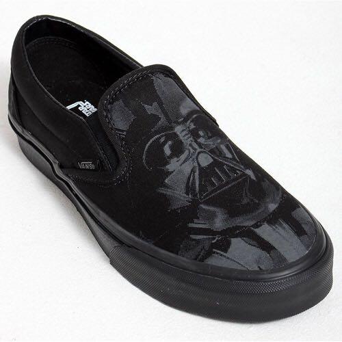 Darth Vader Vans, Women's Fashion