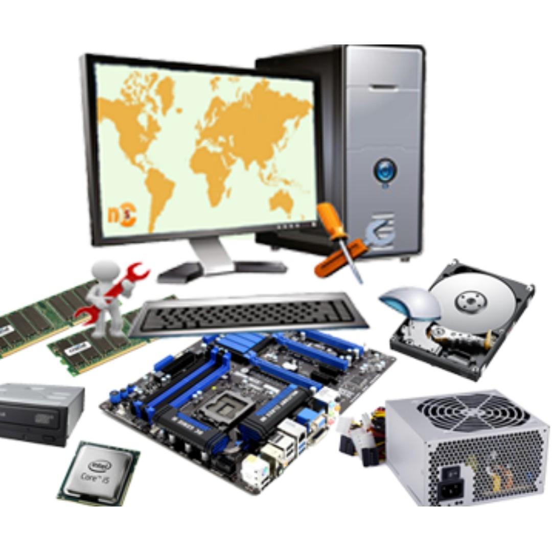 Desktop & Laptop Cheap Repair & Cleaning & Data Services