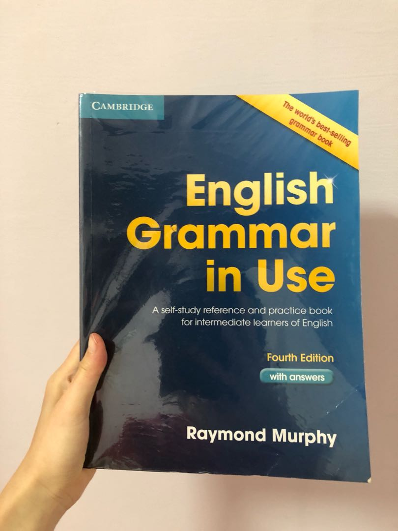 English Grammar in Use with Answers (4th Edition), Books