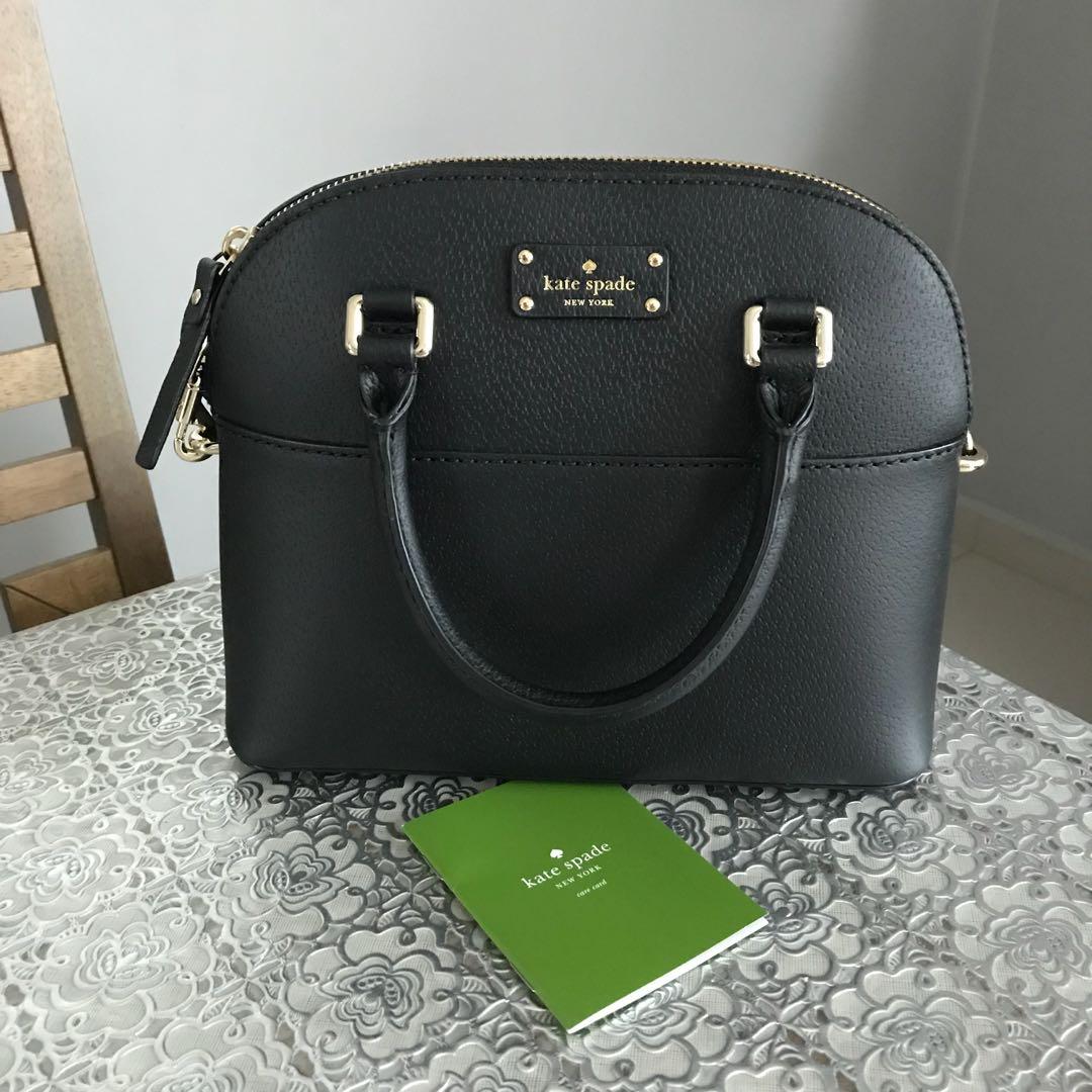 dc32b5566d4904 Kate Spade Mini Carli Grove Street, Women's Fashion, Bags & Wallets on  Carousell