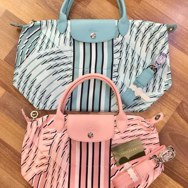 Carousell의 Longchamp Le Pliage Neo Pastel 30d4f7588269a