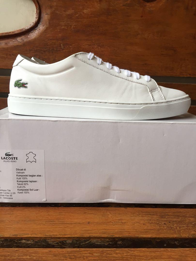 Sepatu lacoste L.12.12 11f91a7d92