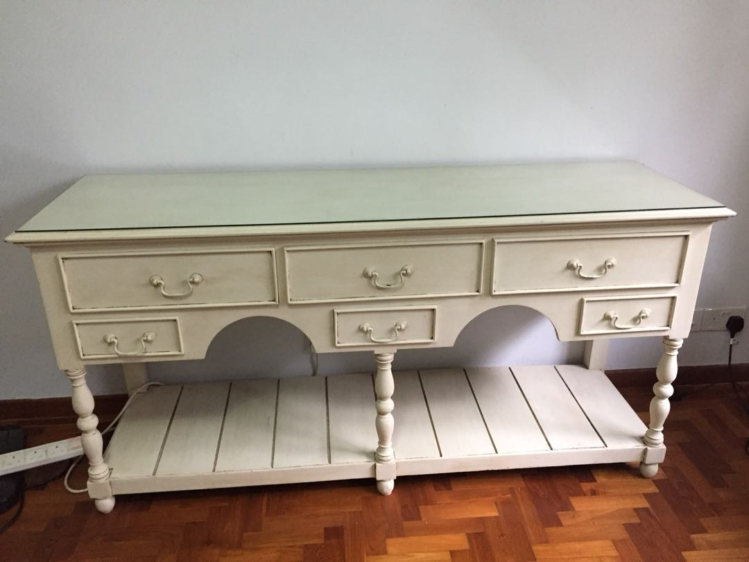 Side Table dressing table console sideboard