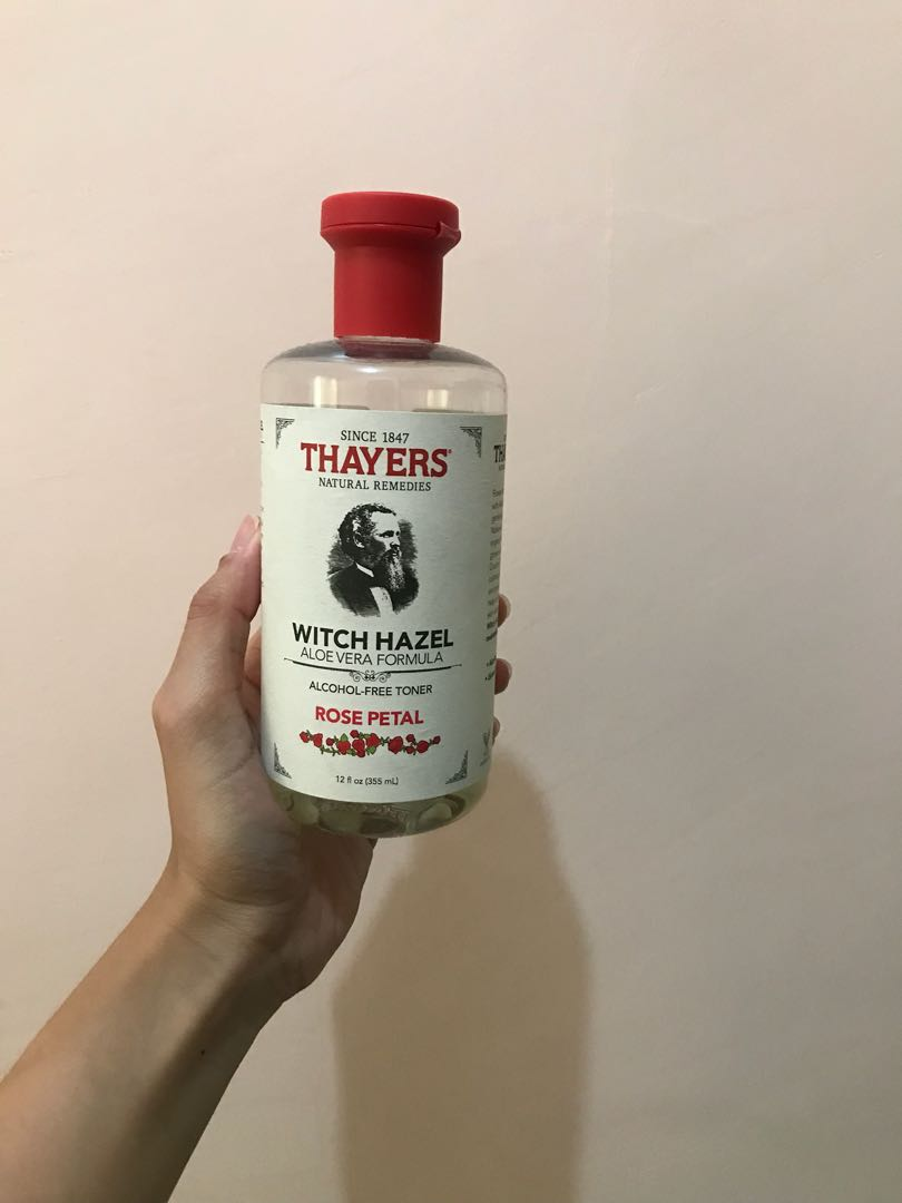 Thayers Witch Hazel Toner Health Beauty Skin Bath Body On Secret Key Aloe Fresh 248ml Carousell