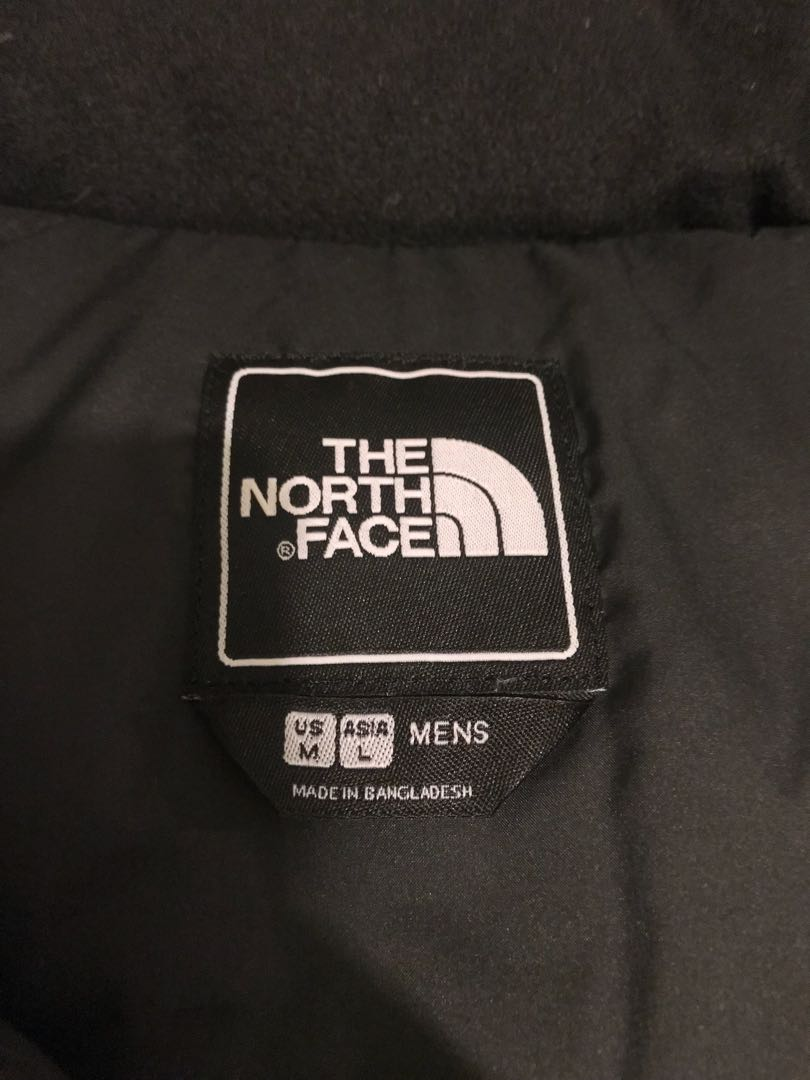 THE NORTH FACE Nuptse Puffer/Down Jacket (Medium)