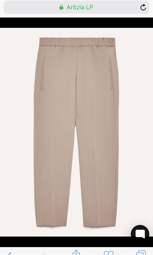 Wilfred Darontal Pants from Aritzia