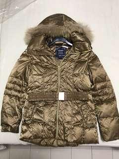 Down Winter Jacket Universal Traveller size S