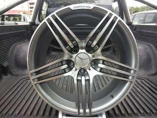 Sport Rim Mercedes
